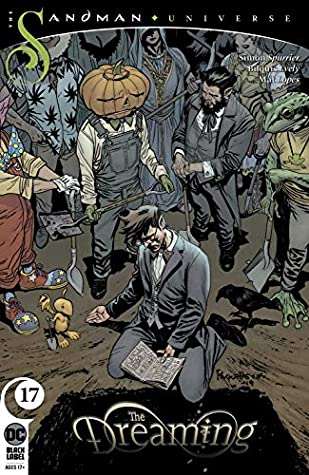 The Crown, Part Three by Mat Lopes, Bilquis Evely, Simon Spurrier, Yanick Paquette, Nathan Fairbairn