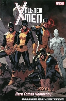 All-New X-Men, Vol. 1: Here Comes Yesterday by Brian Michael Bendis, Stuart Immonen