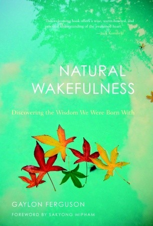 Natural Wakefulness: Discovering the Wisdom We Were Born With by Sakyong Mipham, Gaylon Ferguson