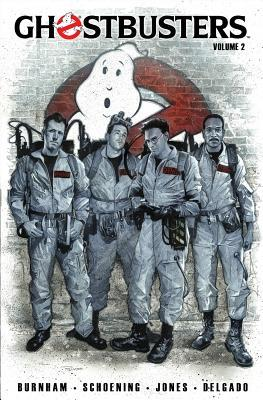 Ghostbusters, Volume 2: The Most Magical Place On Earth by Erik Burnham, Dan Schoening