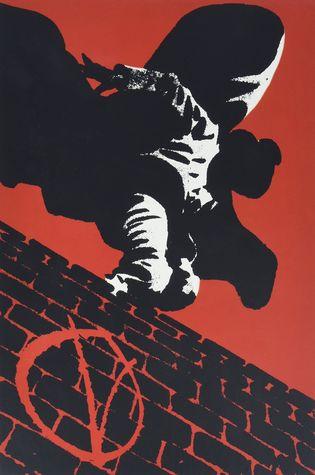 Absolute V for Vendetta by Jenny O'Connor, Alan Moore, Steve Whitaker, Elitta Fell, Steve Craddock, David Lloyd, Siobhan Dodds, Tony Weare