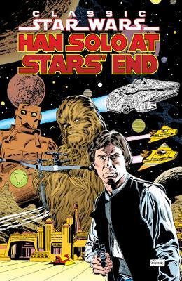 Classic Star Wars: Han Solo at Stars' End by Alfredo Alcalá, Archie Goodwin