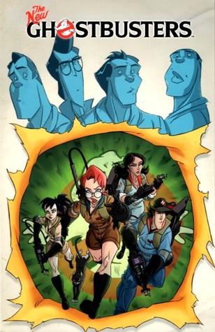 Ghostbusters, Volume 5: The New Ghostbusters by Erik Burnham, Dan Schoening