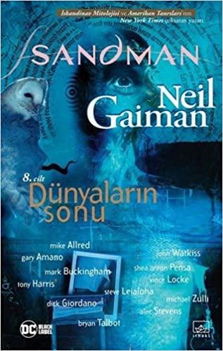 Dünyaların Sonu by Neil Gaiman