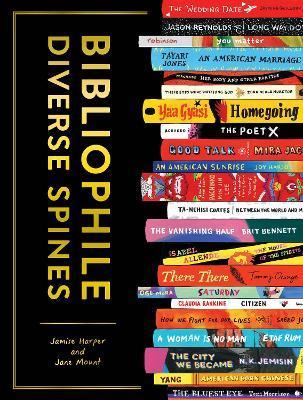 Bibliophile: Diverse Spines by Jamise Harper, Jane Mount