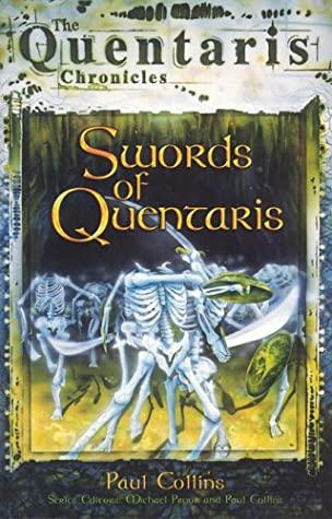 Swords of Quentaris by Paul Collins