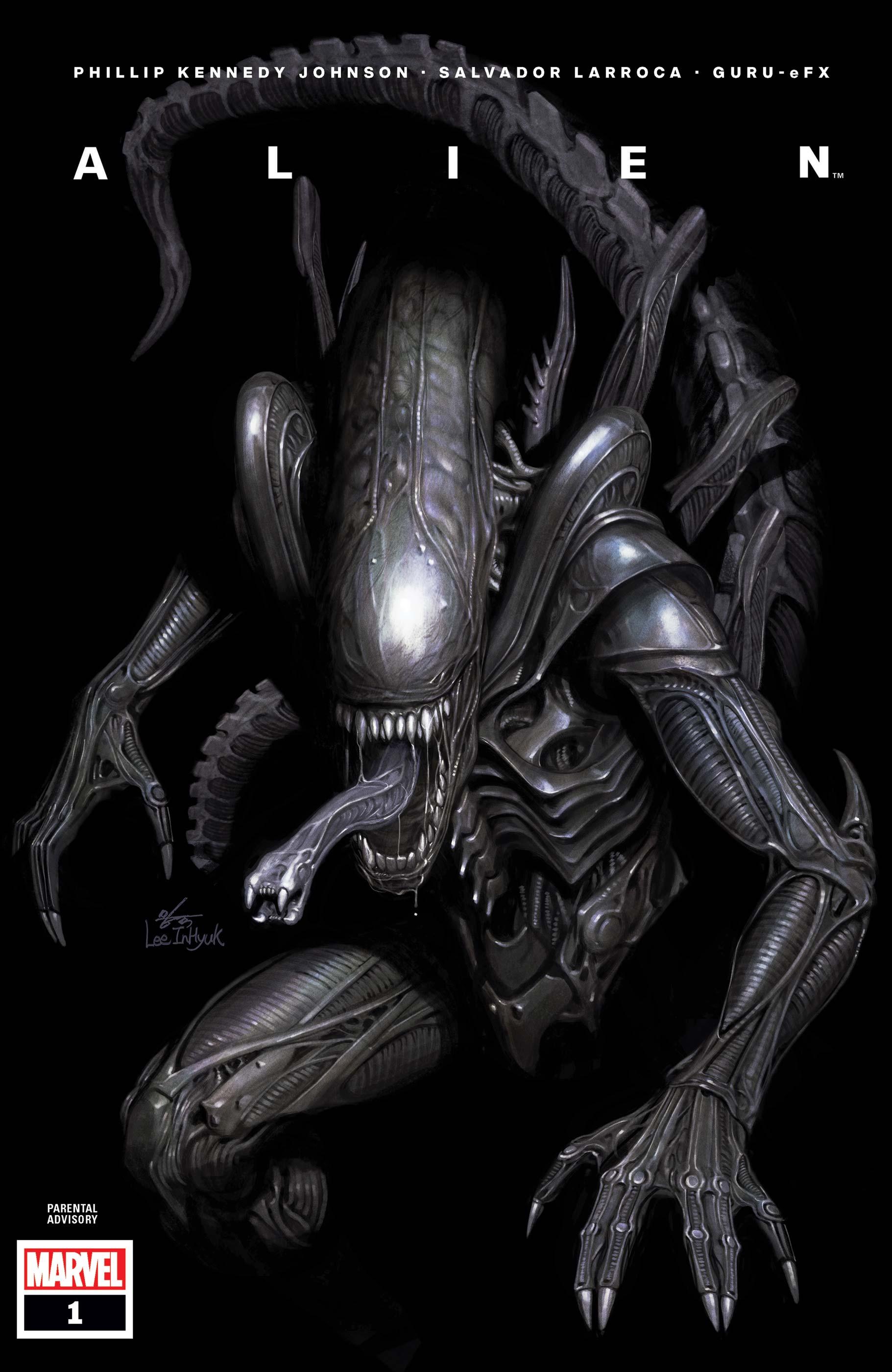 Alien #1 by Phillip Kennedy Johnson