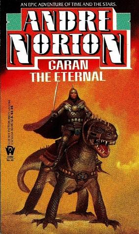 Garan the Eternal by Andre Norton, Jack Gaughan