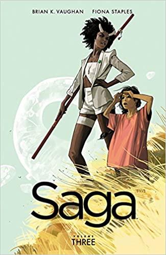 Saga, Volume Três by Brian K. Vaughan