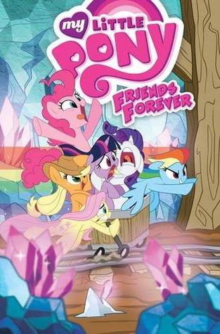 My Little Pony: Friends Forever Volume 8 by Jay P. Fosgitt, Ted Anderson, Brenda Hickey, Christina Rice, Tony Fleecs, Agnes Garbowska