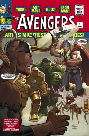 The Avengers Omnibus, Vol. 1 by Dick Ayers, Larry Lieber, Don Heck, Paul Laiken, Stan Lee, Jack Kirby
