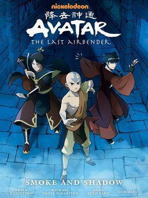 Avatar: The Last Airbender - Smoke and Shadow by Bryan Konietzko, Michael Dante DiMartino, Gene Luen Yang