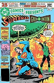 DC Comics Presents (1978-) #26 by Marv Wolfman, Jim Starlin, Bob Rozakis