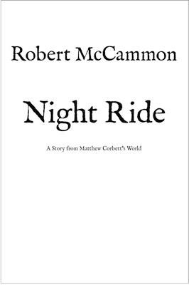 Night Ride by Robert R. McCammon