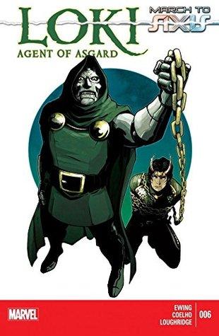 Loki: Agent of Asgard #6 by Al Ewing, Lee Garbett