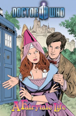 Doctor Who: A Fairytale Life by Kelly Yates, Brian Shearer, Matthew Sturges