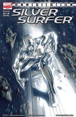 Annihilation: Silver Surfer #2 by Gabriele Dell'Otto, Keith Giffen, Renato Arlem