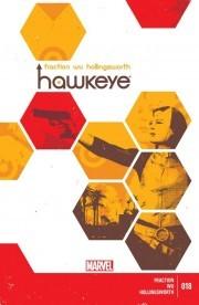 Hawkeye #18 by Annie Wu, David Aja, Matt Fraction