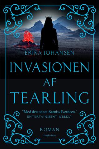 Invasionen af Tearling by Erika Johansen