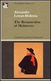 The Resurrection of Maltravers by Joachim Neugroschel, Alexander Lernet-Holenia