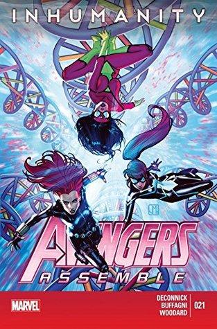 Avengers Assemble #21 by Jorge Molina, Kelly Sue DeConnick, Matteo Buffagni