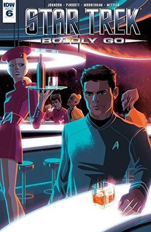 Star Trek: Boldly Go #6 by Chris Mooneyham, Ryan Parrott, Mike Johnson