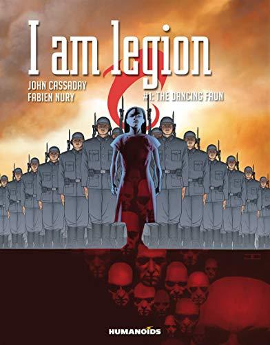 I am Legion Vol. 1: The Dancing Faun by John Cassaday, Fabien Nury