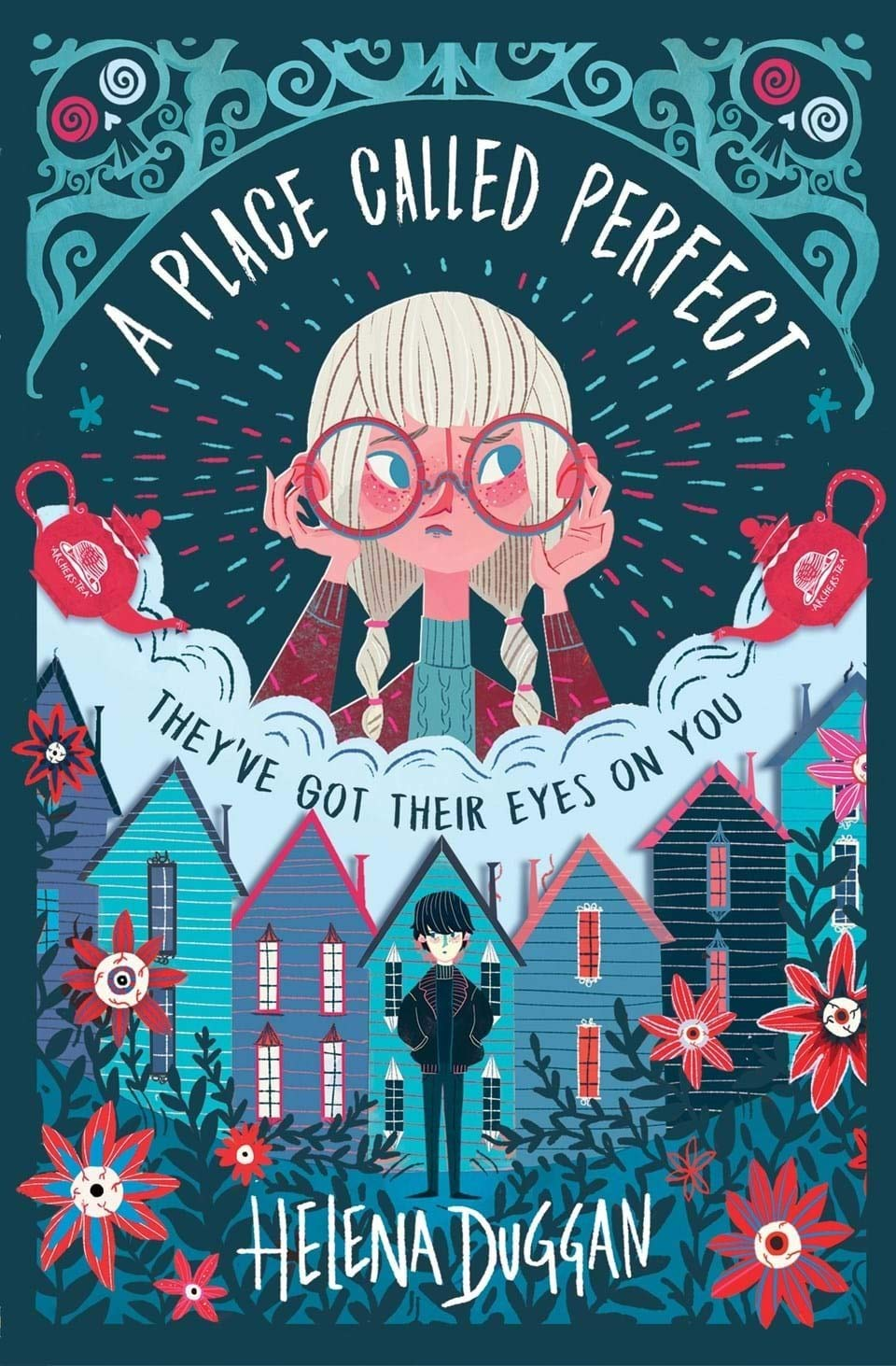 A Place Called Perfect by Helena Duggan