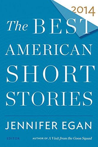 The best American short stories 2014 by Heidi Pitlor, Amanda Urban, Jennifer Egan
