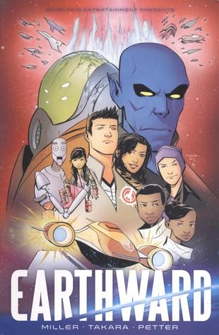Earthward, Book One by Marcio Takara, Bryan Q. Miller