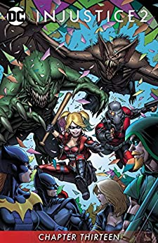 Injustice 2 #13 by Tom Taylor