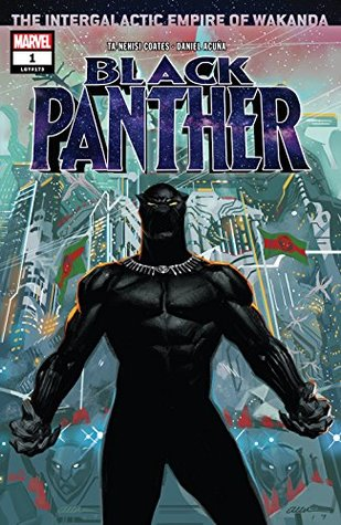 Black Panther (2018-) #1 by Daniel Acuña, Ta-Nehisi Coates