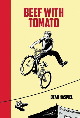 Beef With Tomato by Dean Haspiel