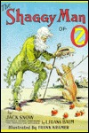 The Shaggy Man of Oz by Jack Snow