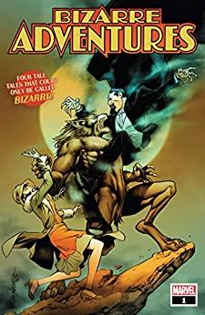 Bizarre Adventures (2019-) #1 by Sebastian Girner, Jed Mackay, Carlos Pacheco, Michael Conrad, Becky Cloonan, Jon Adams