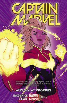 Captain Marvel, Volume 3: Alis Volat Propriis by Kelly Sue DeConnick