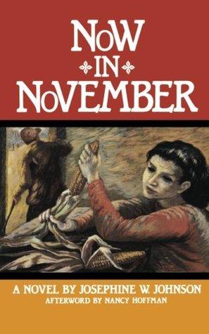 Now in November by Nancy Hoffman, Josephine Winslow Johnson