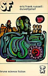 Duiveltjelief (Bruna science fiction, 4) by Aart C. Prins, Eric Frank Russell, C.A.G. van den Broeck