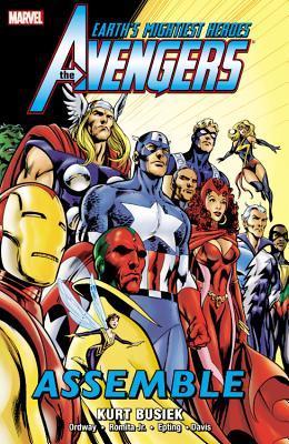 Avengers Assemble - Volume 4 by Steve Epting, Manuel García, Alan Davis, Kurt Busiek, Ivan Reis