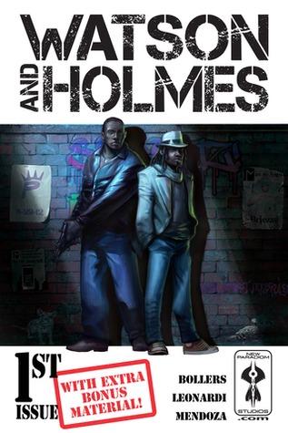 Watson and Holmes #1 by Rick Leonardi, Karl Bollers