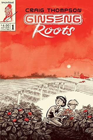 Ginseng roots #1 by Craig Thompson