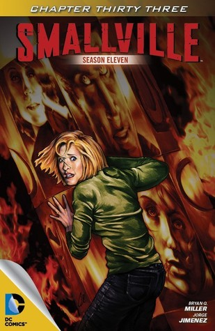 Smallville: Haunted, Part 7 by Carrie Strachan, Cat Staggs, Bryan Q. Miller, Jorge Jimenez