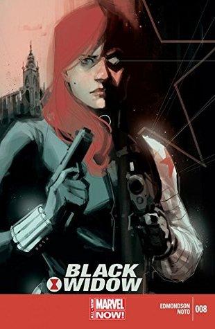 Black Widow #8 by Nathan Edmondson, Phil Noto