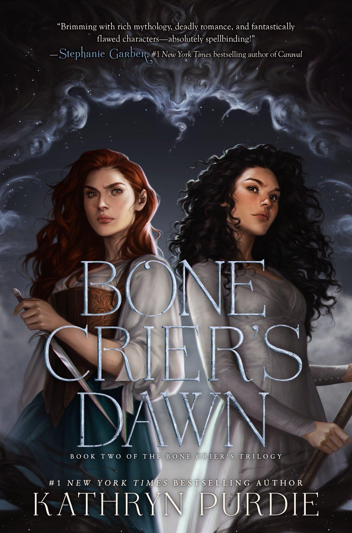 Bone Crier's Dawn by Kathryn Purdie