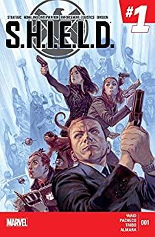 S.H.I.E.L.D. #1 by Al Ewing, Mark Waid, Julian Totino Tedesco, Stan Lee