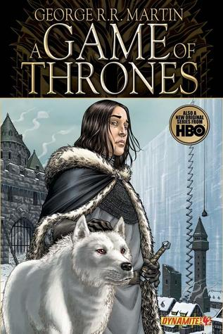 A Game of Thrones: Comic Book, Issue 4 by Tommy Patterson, George R.R. Martin, Daniel Abraham