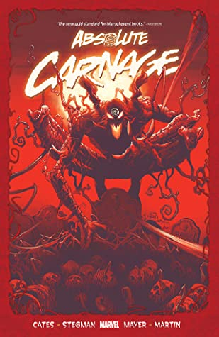 Absolute Carnage by Ryan Stegman, Donny Cates