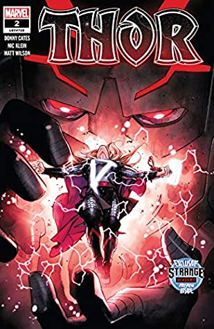 Thor (2020-) #2 by Olivier Coipel, Nic Klein, Donny Cates