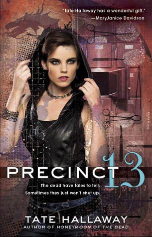 Precinct 13 by Tate Hallaway