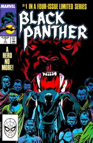 Black Panther (1988) #1 by Sam de la Rosa, Peter B. Gillis, Denys Cowan